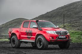 Arctic Trucks in Iceland | MOTOR