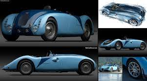 The type 32 was designed originally to c. Bugatti Type 57g Tank 1937 Pictures Information Specs
