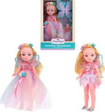 <b>Кукла MARY</b> POPPINS <b>Волшебное превращение</b> 2в1 - Фея цветов