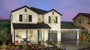 CalAtlantic Homes Residence Two - French Country of the Sierramonte  community in El Dorado Hills,