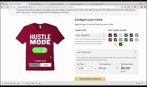 How To Make A Shirt Design At Home Detailed Walkthrough Of Merch By Amazon Shirt Design And