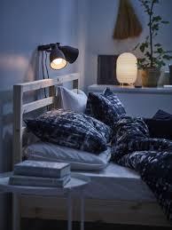 Plank Voor Boven Bed Het Hoogte Je Kopen Met Verlichting Ikea