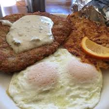 photo of garden grill guerneville ca united states en fried steak
