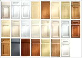 types of cabinet doors kitchen cabinet door types in spectacular home decoration idea with kitchen cabinet