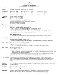 Pilot Resume Template Template Aviation Resume Template Pilot Resumes Co Management 54