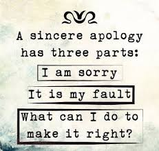 Apologize Quotes Beauteous Im Sorry Quote Apology Quote Number 48 Picture Quotes