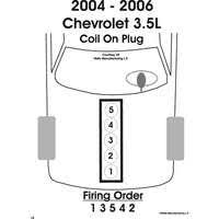 engine diagram 3 5l 5cyl chev engine automotive wiring diagrams solved which is the 2 cylinder on a 3 5l 5cyl chevy fixya