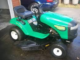 weed eater lawn tractor. weed eater lawn tractor 13.5 hp - $995 (victoria)