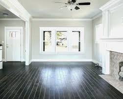 dark hardwood floors bedroom. Simple Floors Dark Hardwood Floors Bedroom Beautiful Wood With Grey Walls  Od White Trim On