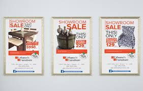 Sale Ads for Urbanos Furniture EyeSea Solutions Advertising
