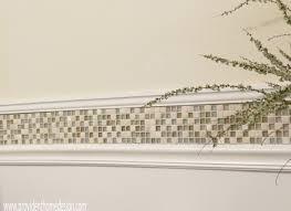 bathroom chair rail designs. innovative tile chair rail with bathroom design ideas designs