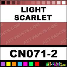 Light Scarlet Concepts Underglaze Ceramic Paints Cn071 2