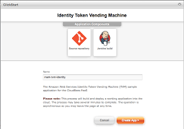 Aws Token Vending Machine Best Token Vending Machine ClickStarts And How To Build Them CloudBees