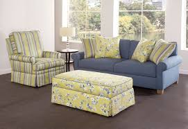 Two Loveseats Living Room Cottage Style Seating Cottage Homear