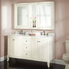double medicine cabinet. White Top Vanity With Medicine Cabinet And Double
