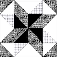 Free Quilt Block Clip Art Page 11 - Black & White clipart for ... & quilt block 11.gif (23088 bytes) Adamdwight.com