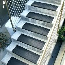 exterior stair tread grip outdoor mats covers carpet