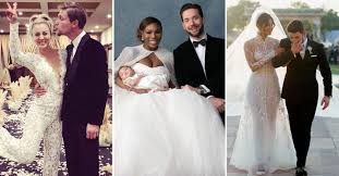 The 54 Best <b>Celebrity Wedding</b> Dresses of All Time