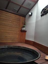 east heaven indoor private hot tub