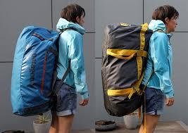 Head To Head Adventure Duffels Carryology