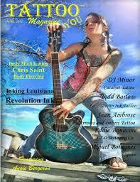 Tattoo You Magazine | Angie Bergeron | MagCloud