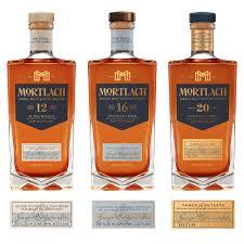 mortlach single malt scotch whisky gift set