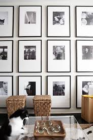 black picture frames wall. Make It Modern: Black \u0026 White Frames || Studio McGee- Wall Decor, Picture Art Gallery N