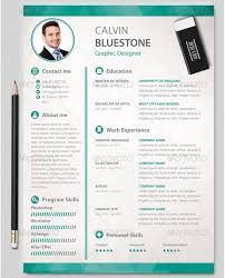 Graphic Resume Templates Techtrontechnologies Com