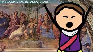 renaissance art artists paintings sculptures architecture religious philosophical influences on high renaissance art