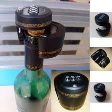 Черные <b>Пластиковые Бутылки</b> Вина Кодовый Замок Высокое ...