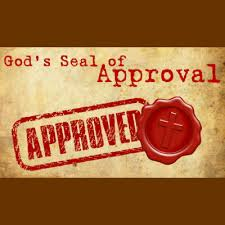 Image result for pictures of God's approval