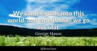 Mason Quotes Magnificent George Mason Quotes BrainyQuote