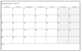 Excel Template Calendar 2015 Template By Excelmadeeasy