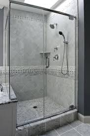 bathroom accent tile shower patterns traditional with tiles image by construction group wall
