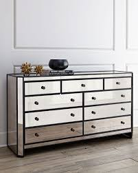 fabulous mirrored furniture. Fabulous Mirror Dresser Bedroom Furniture With 9 Drawers Mirrored ,