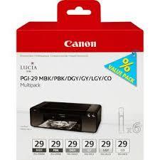 <b>Набор картриджей Canon PGI-29</b> MBK [4868B018 ...