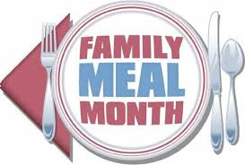 family meals month kingsport times news september is national family meals month