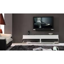 modern tv stand white. b-modern agent tv stand | white high-gloss / black glass top modern tv