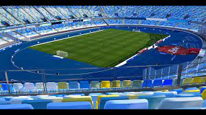 Stadio San Paolo For PES 2020 by MYMRanger - PES Patch