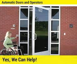 door surgeon commercial door fix adjust