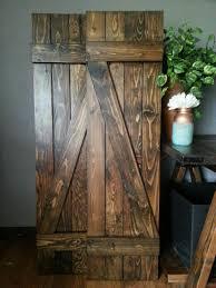 Shutters Northwest WoodenNail - Exterior shutters uk