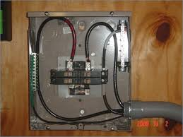 100 amp sub panel wiring diagram kanvamath org Generator Sub Panel Wiring Diagram at 240v Sub Panel Wiring Diagram
