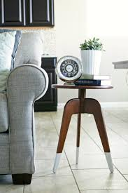 diy end tables with funky fresh designs small for living room three legged side table chair black coffee and affordable corner storage white round decor