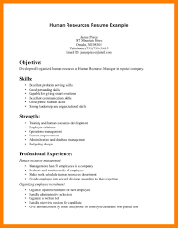 8 One Page Resume Sample Easy Format Simple Mba Internship Cv