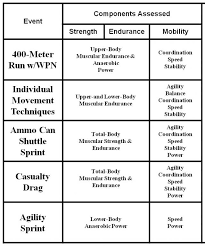 Fitness Plan Chart Army Fitness Plan Daily Training Schedule Template Army