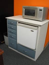mini fridge office. Office Kitchen Cabinet For Mini-fridge And Microwave Mini Fridge E