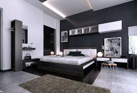 Modern Bedroom Black Black And White Master Bedroom Ideas Haammss