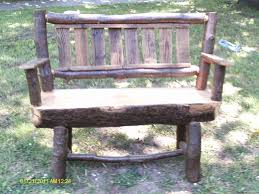Log Crafts Chairs Made Out Of Branches Handmade Rustic Log Furniture Oak