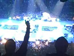 Metallica Seattle Seating Chart Metallica One Live Bok Center In Tulsa 11 18 08 Youtube