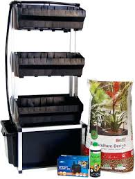 hydroponic wall garden vertical wall garden 6 pot hydroponic growing kit hydroponic herb wall garden